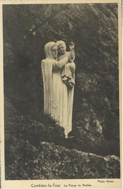 vierge de Comblain-la-Tour