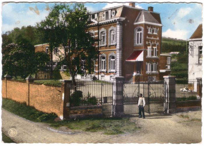 0058 : COMBLAIN-LA-TOUR – carte postale : Pan Jan