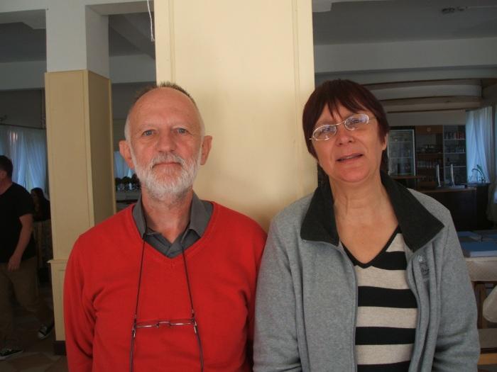 Dominique et Jean-Pierre