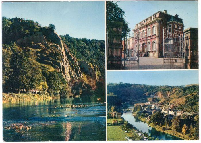 0076 - COMBLAIN-LA-TOUR – Carte postale