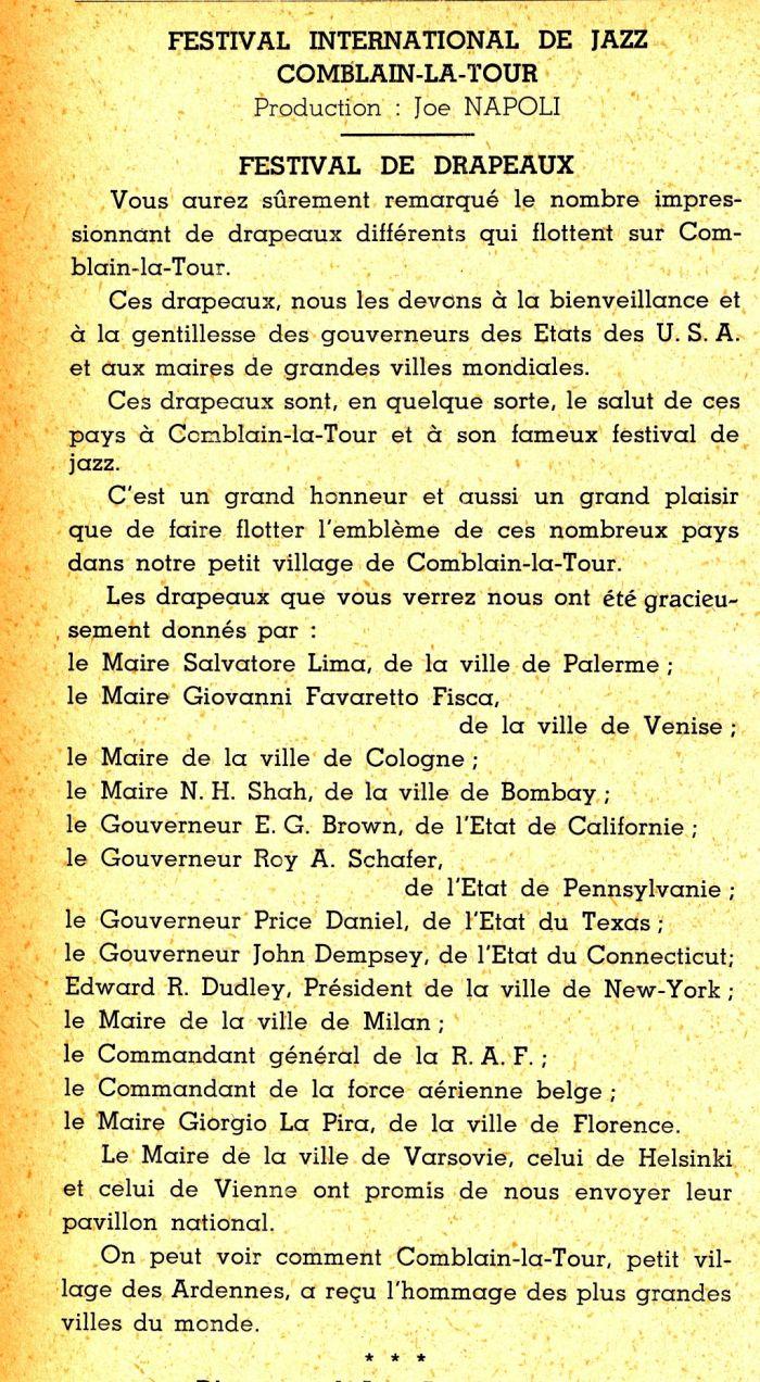 1286_Echos_Comblain_juillet_1964_drapeaux