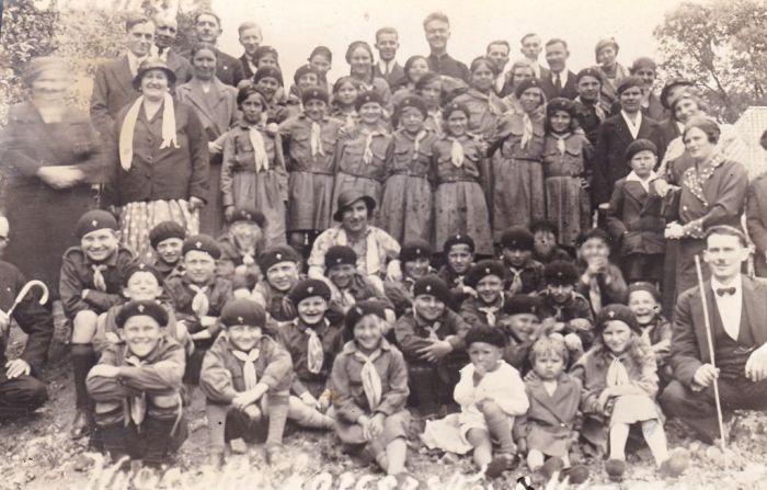 1932_Scouts_polonais